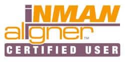 Inman Aligner Certified Provider