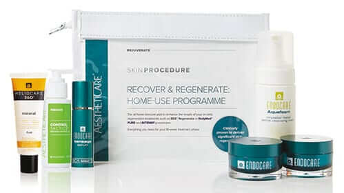 Derma roller program products